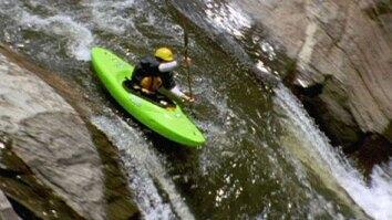 Kayaking in Sri Lanka