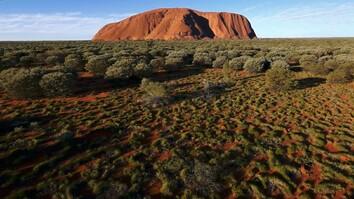 A Ban on Climbing Australia's Sacred Mountain Uluru
