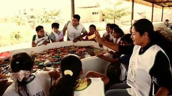 Environmentalist's Theme Park Doubles as Classroom