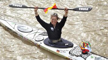Long-Distance Kayaker Paddles 16,700 Miles, Circumnavigating South America
