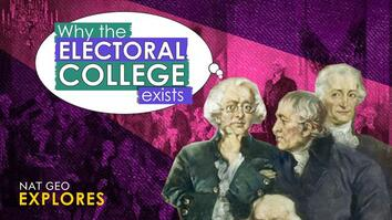 Why the Electoral College exists