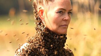 She Dances With 12,000 Bees on Her Body