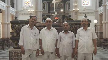 See how generations of Muslims have helped take care of a Jewish synagogue in India