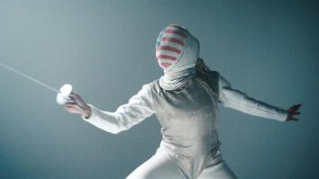 This U.S. Fencer Is Named After a Warrior Queen—and It Shows