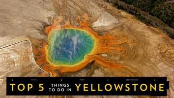 Five Must-See Attractions in Yellowstone