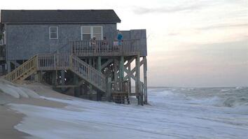 What If Your Home Was Slipping Into the Ocean?