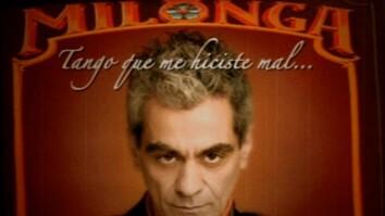 Daniel Melingo—'Narigon'
