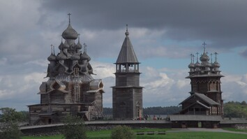 These 18th Century Russian Churches Were Constructed Without Nails