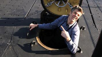 Submarine Escape Hatch
