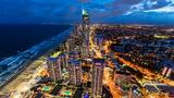 Spectacular Views of Australia's Gold Coast in Time-Lapse