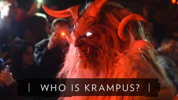 Who Is Krampus?