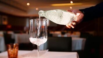 He tastes water like some taste wine. Meet a water sommelier.