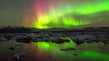 Stunning Time-Lapse Video: Elemental Iceland