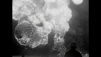 Hindenburg Disaster: Emotional Reporter Reacts in Real Time