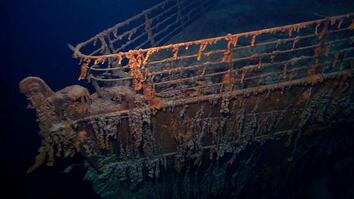 How Did the 'Unsinkable' Titanic End Up at the Bottom of the Ocean?