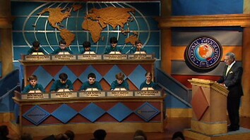 Nat GeoBee 2007: First Round Question