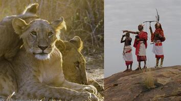 These Warriors Once Hunted Lions—Now They Protect Them