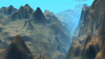 Giant Amoebas Filmed in Pacific's Deepest Region