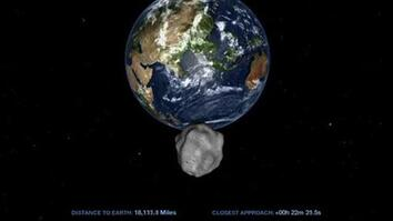 Predicting Meteorite Impacts