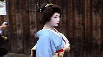 Real-Life Geishas