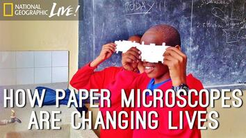 How Cheap Paper Microscopes Are Changing Lives