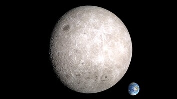 There's Water Inside the Moon—More Than We Thought