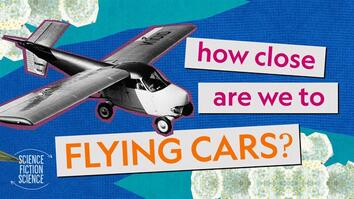 How close are we to flying cars?