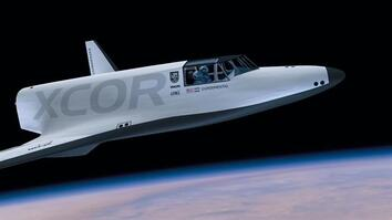 Would You Consider Flying to Space in This Affordable Rocket Ship?