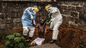 Ebola: Photos From the Heart of the Struggle