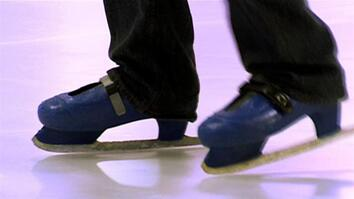I Didn't Know That: The Science Behind Ice-Skating