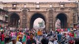 Get a Glimpse Inside the Walled City of Ahmadabad