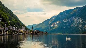 Austria's Beauty Captured in Stunning Time-Lapse