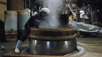 A 750-Year-Old Secret: See How Soy Sauce Is Made