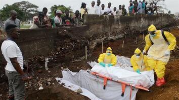 Meet the Fearless Ebola Hunters of Sierra Leone