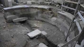 Roman Auditorium Unearthed Under Western Wall in Jerusalem