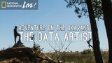 Adventure on the Okavango: The Data Artist