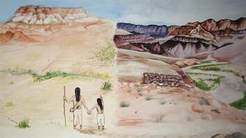 Remapping a place: how one tribe's art reconnects them to their land