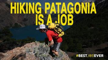 Mapping Patagonia