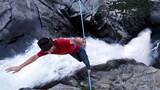 Walking Across Yosemite Falls