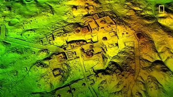Ancient Maya Cities Found Hidden in Guatemalan Jungle