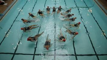This Senior-Citizen Synchronized Swim Team Will Make Your Day