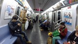 What Are You Touching in NYC's Subway?