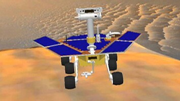 Secrets of Google's 3-D Mars, Moon