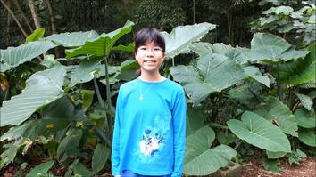 Hawaii Nat Geo Bee Champ Saves the Rainforests