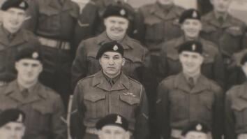 Hear the Untold Story of a Canadian Code Talker from World War II