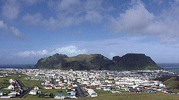 Iceland Heimaey