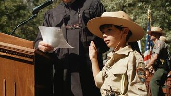 How an 8-Year-Old Became a Yosemite Park Ranger