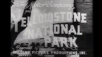 Vintage Yellowstone Commercials Show How Much Has Changed