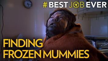 Finding Frozen Mummies in One of the World's Tallest Mountain Ranges
