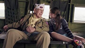 Watch This Veteran Fly in the Same WWII Plane He Jumped from on D-Day